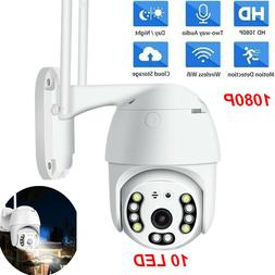1080P WIFI IP Security Camera Smart Wireless Outdoor CCTV Ho