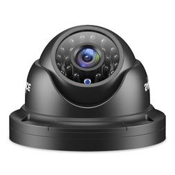 SANNCE 1pcs Dome 1080P 2MP CCTV Camera for Security Surveill