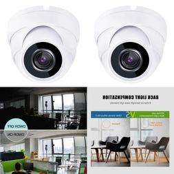 Hdview 2.4Mp  4-In-1 Dome Camera 1080P Outdoor Indoor Tur
