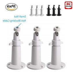 3 Pack Security Wall Mount for Arlo or Pro Camera Adjustable