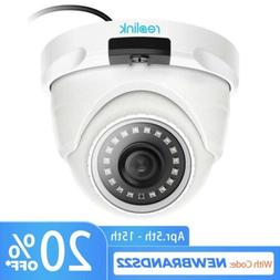 4MP Add-on PoE IP Security Camera Wired Waterproof HD Outdoo