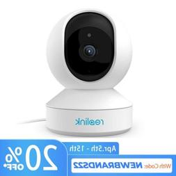 4MP PT Security WIFI Camera Pan Tilt Full View Audio SD Card