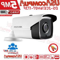 Hikvision 5MP Camera DS-2CE16H0T-IT3F IR 40M DNR/WDR Bullet