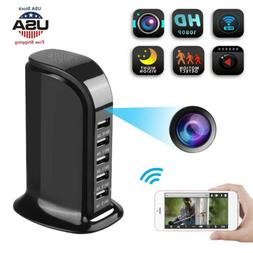 1080P WIFI Socket Charger Spy1· Hidden Camera Video Recorde
