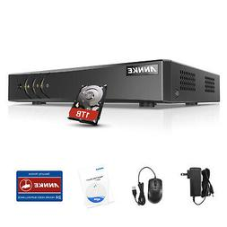 ANNKE 8CH 1080N HD DVR Home Video Recorder for Home Security