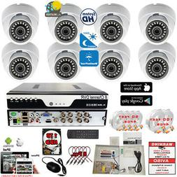 Evertech 8CH H.264 VIDEO COMPRESSION REAL-TIME DVR CLOUD OPT