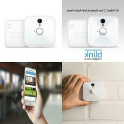 Blink Indoor Home Security Camera System with Motion Detecti