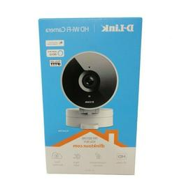 D-Link - DCS Indoor 720p Wi-Fi Network Surveillance Camera -
