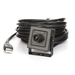 ELP Mini Usb Cameras with Case for House Security with Face