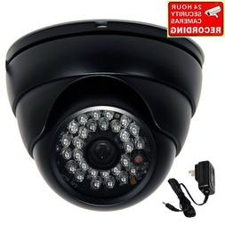 """VideoSecu Built-in 1/3"""" SONY Effio CCD 700TVL Day Night Outd"""