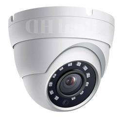 2MP 1080P Analog CCTV Outdoor Dome Camera 4in1 2.8mm Lens
