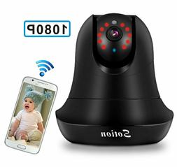 Baby Monitor 1080P FHD Video Baby Monitor with Camera Two Wa