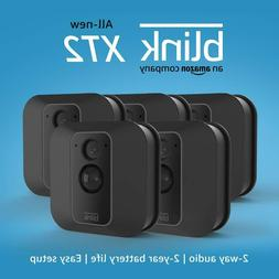 Camera Kit Blink XT2 Outdoor/Indoor Home Security Camera Sys