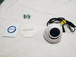 HD View CCTV Color Camera 4MP WDR 2.8mm Wide Angle Lens SD C