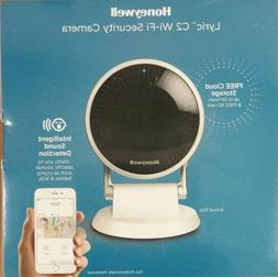 Honeywell Home C2 Indoor Wi-Fi Security Camera Brand Seal