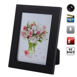Home Photo Frame Spy Camera Hidden Camcorder Motion Detectio