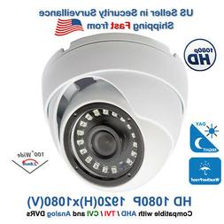 Evertech Full HD 1080p Indoor Outdoor Dome Security Camera 4