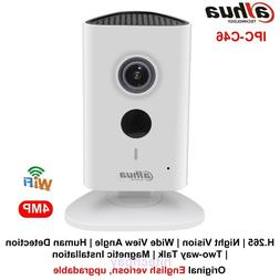 Dahua IPC-C46 4MP WiFi Network Camera H.265 IR10m For Home S