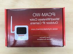 Honeywell iPCAM-WO wired or wireless outdoor camera