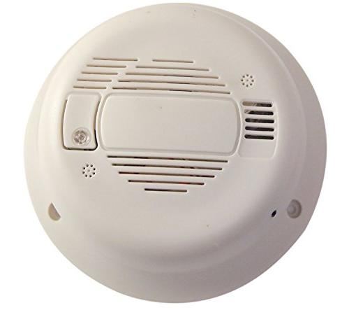 "Evertech 1/3"" Sony Color 700 Quality Audio Smoke Alarm CCTV Covert 12V Is"