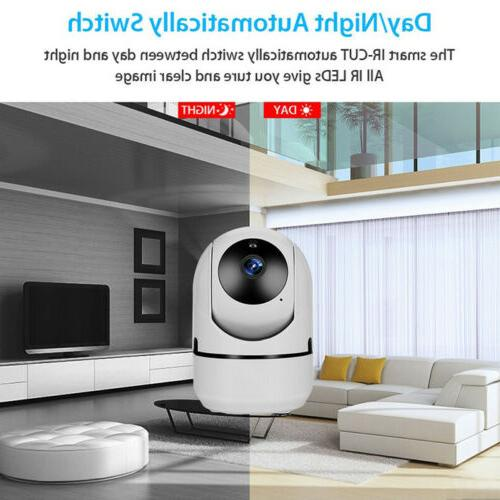 1080P Camera In/Outdoor Security Monitor Vision Waterproof