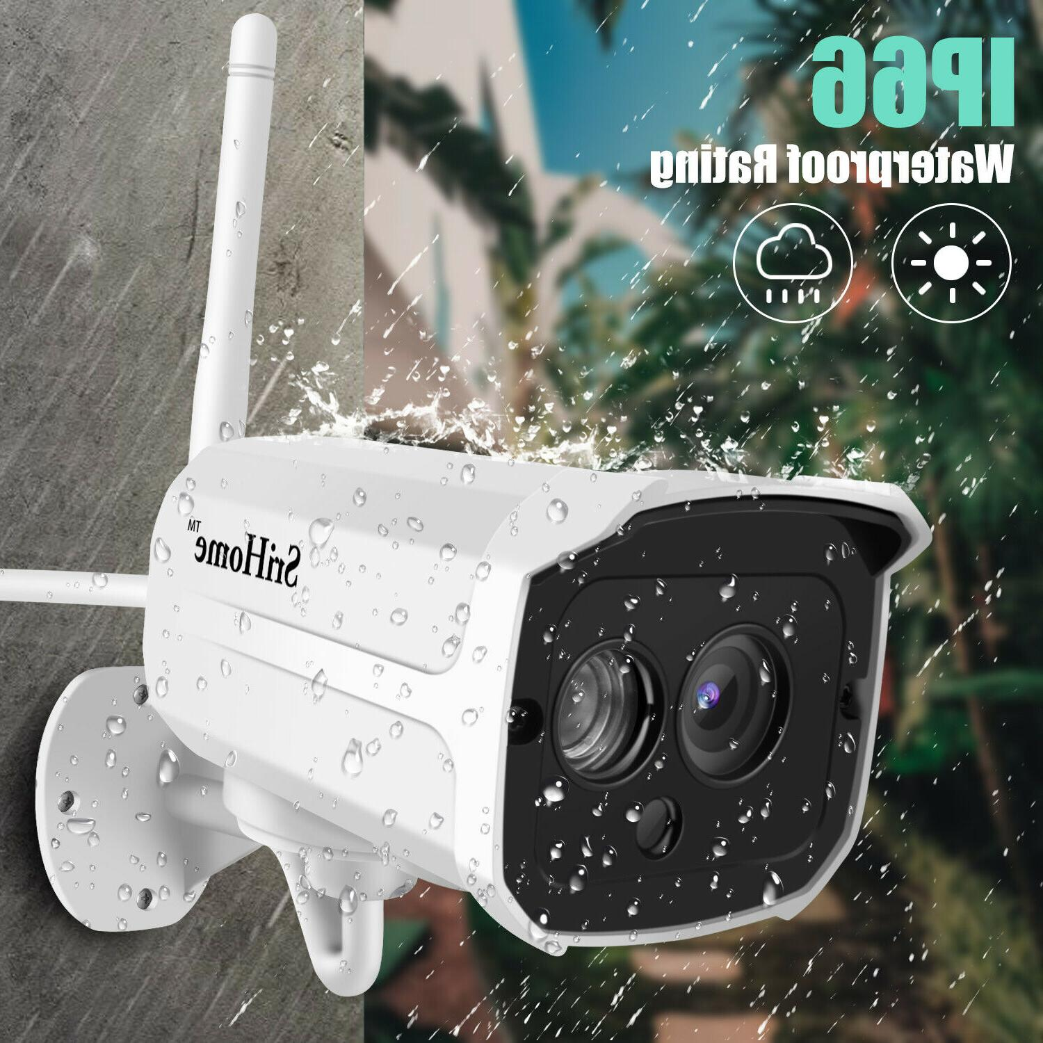 1080P IP Video Outdoor Home Detection