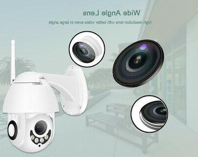 1080P WIFI Wireless Outdoor CCTV HD Home Security Night Vision