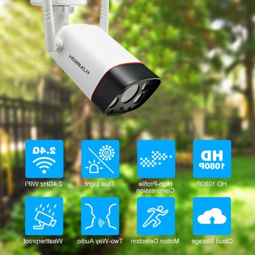 Home Security WiFi IP Camera HD 1080P Outdoor Wireless Video