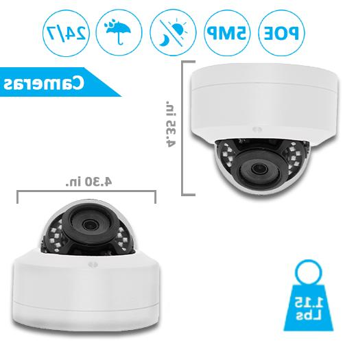 Hikvision 8MP PoE HD System 2TB
