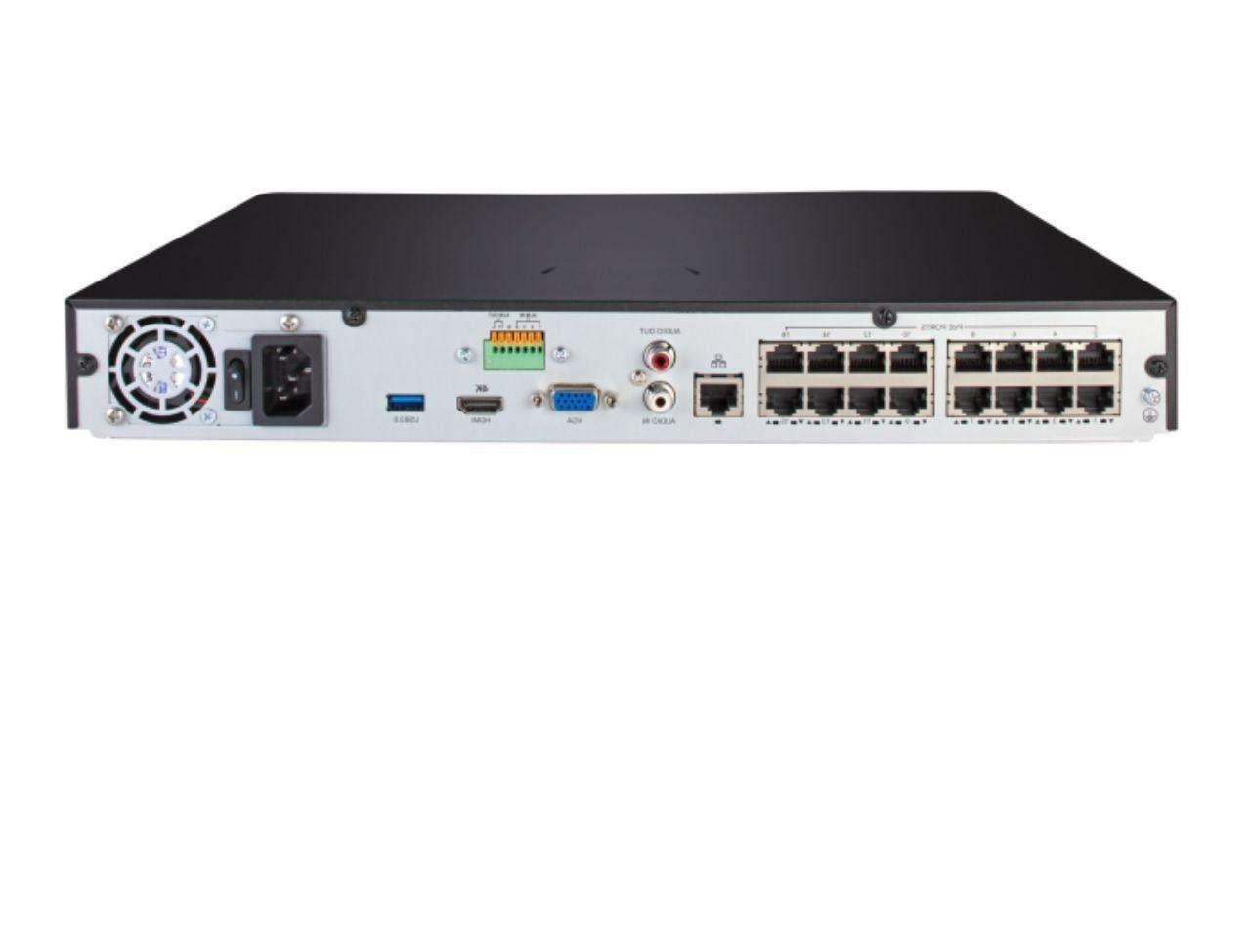 4K ULTRA HD CHANNEL SYSTEM WITH 4TB AND 16 4K