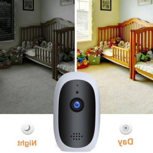 720P WiFi Video Security Night Vision Outdoor