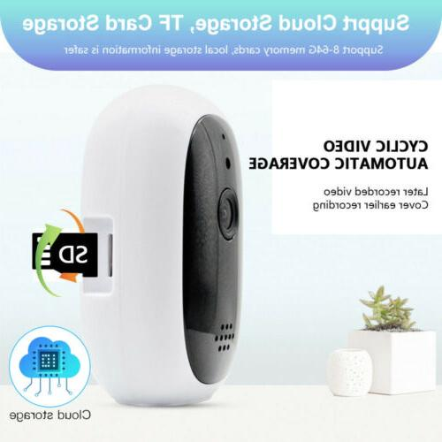 720P Video Monitor Smart Security Outdoor
