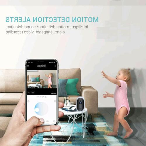 720P Wireless Video Monitor Security
