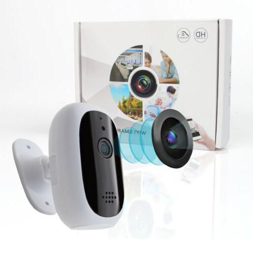 720P Camera Video Monitor Security