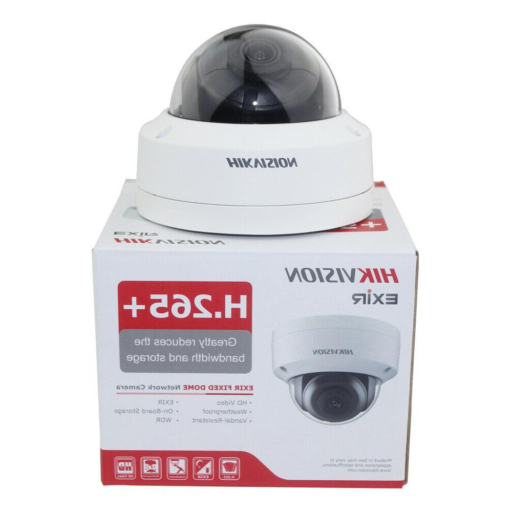 HIKVISION Dome 3-Axis Security IP 67 Camera