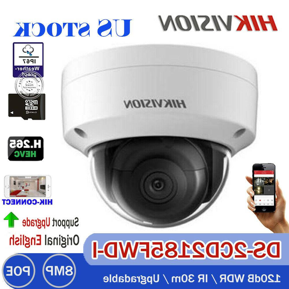 8mp 4k ds 2cd2185fwd i dome 3