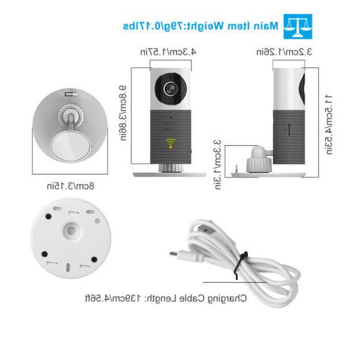 Clever Security Camera WiFi Monitor Smart
