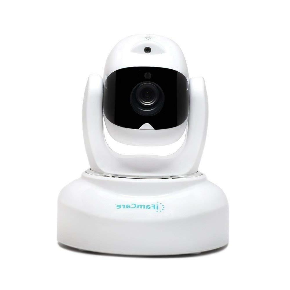 iBaby iFamCare Helmet 1080p Full HD Wi-Fi Home Video Monitor
