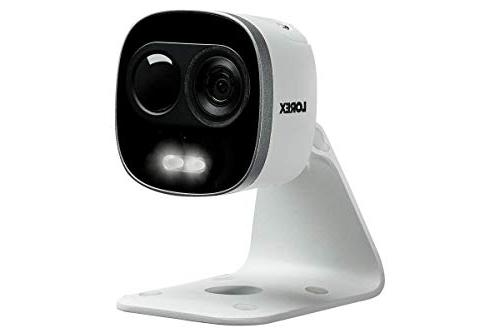 4K Talk, Active Security – 6 Night Vision with Warning and