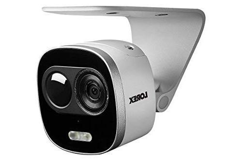 4K 8MP Two-Way Talk, Security 8 Channel – 6 130ft Night with Dual Warning and