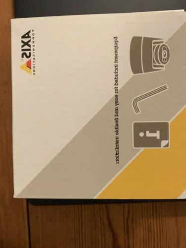 Axis Security Camera System White.