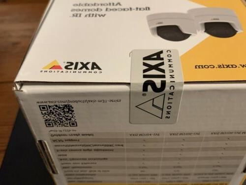 Axis Security Camera White.
