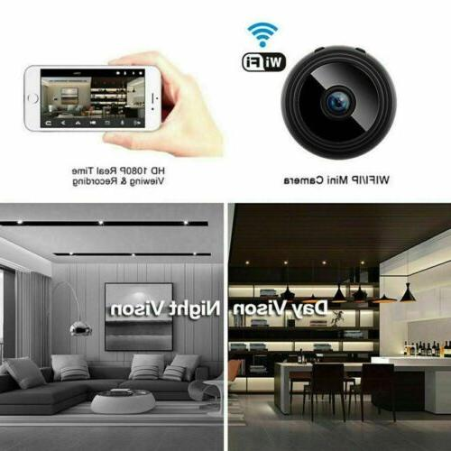 1080P Mini Wireless DV DVR Night Vision US
