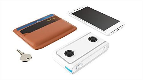 Lenovo Mirage Camera Daydream, and Video Camera, YouTube Google Smartphone Compatibility, Moonlight White