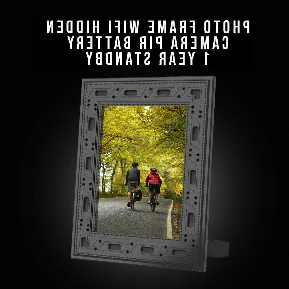 NuCam Photo Frame for Home/Office Security & Pet