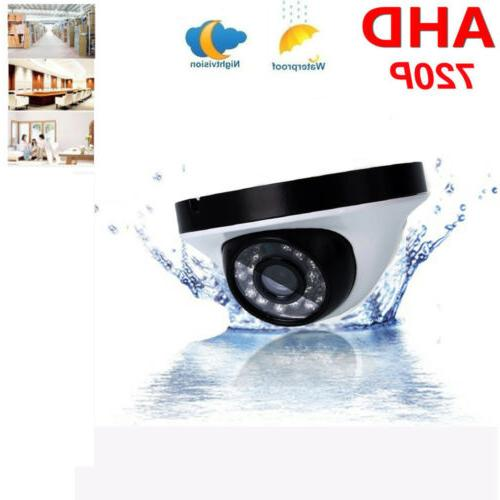 720P AHD Outdoor Waterproof Security CCTV Wired Dome Camera