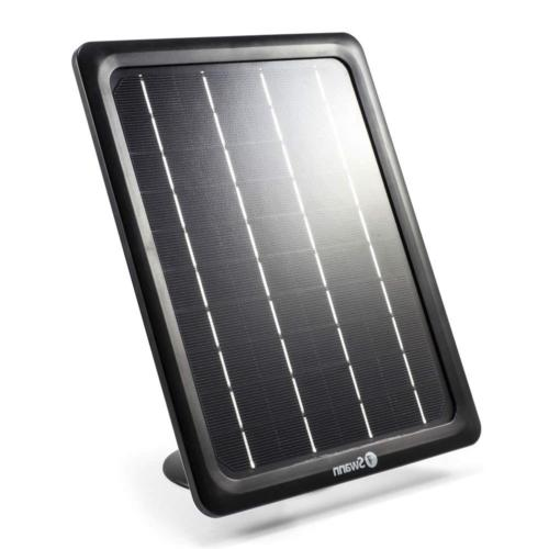 outdoor solar panel for the smart security