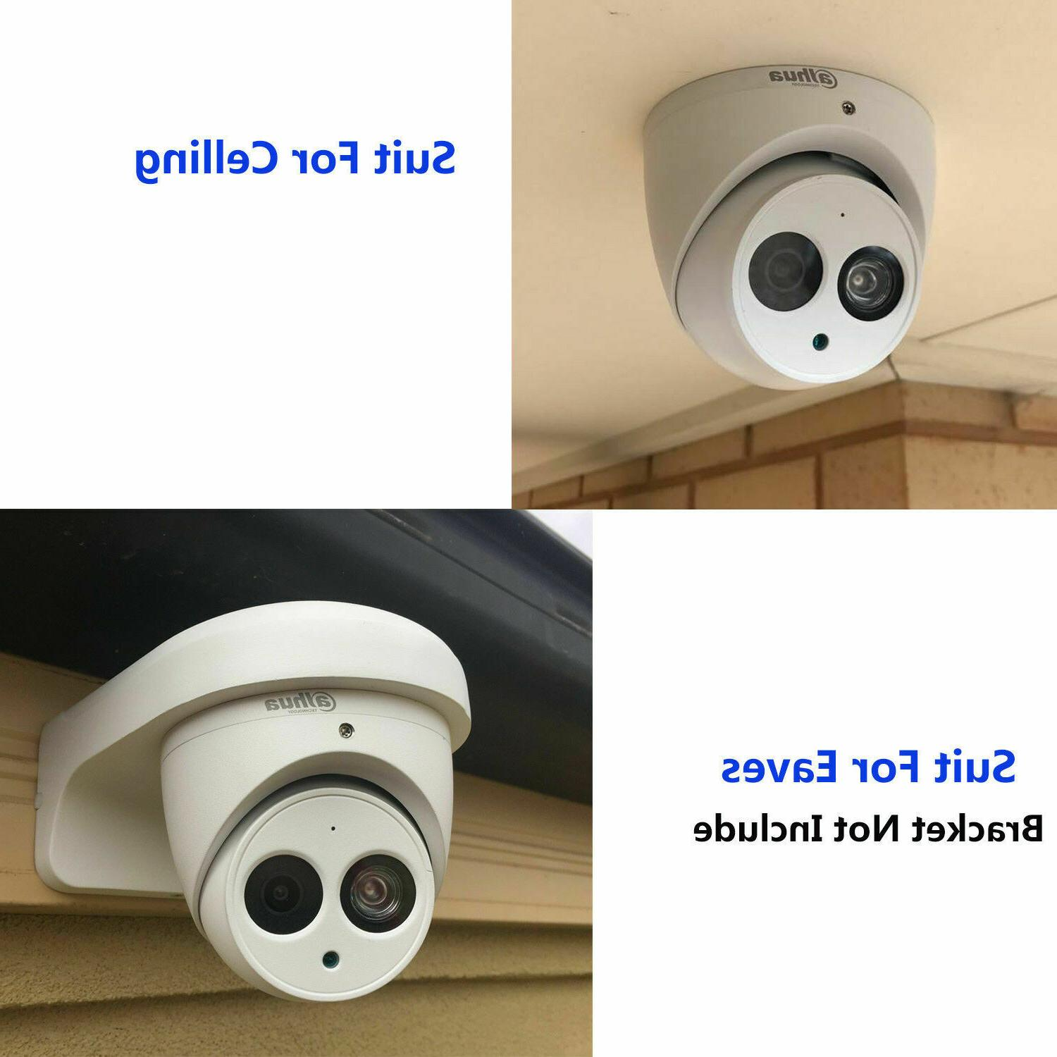 Security 6MP HDW4631C-A Dome IP Camera