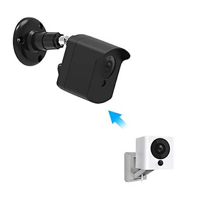 Security Camera Wall Mount Bracket Protective Cover Smart Ho