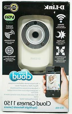 D-Link Wireless Day/Night Network Surveillance Camera with m